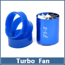 Turbo fan F1 z